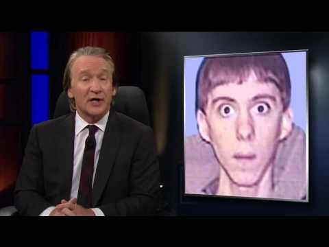 The real reason young men use guns in mass shootings. Real Time with Bill Maher: New Rules – October 16, 2015 (HBO) - YouTube