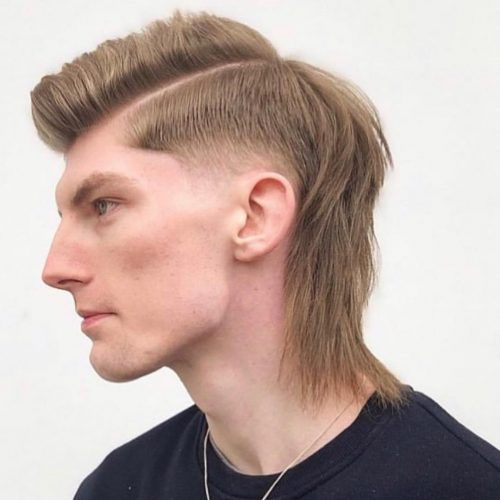 22 Awesome Examples Of Short Sides Long Top Haircuts For