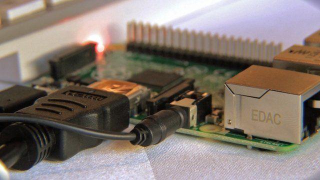Redesign for barebones Raspberry Pi computer