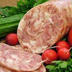 Вкусная замена магазинной колбасы: экономно, а главное - вкусно