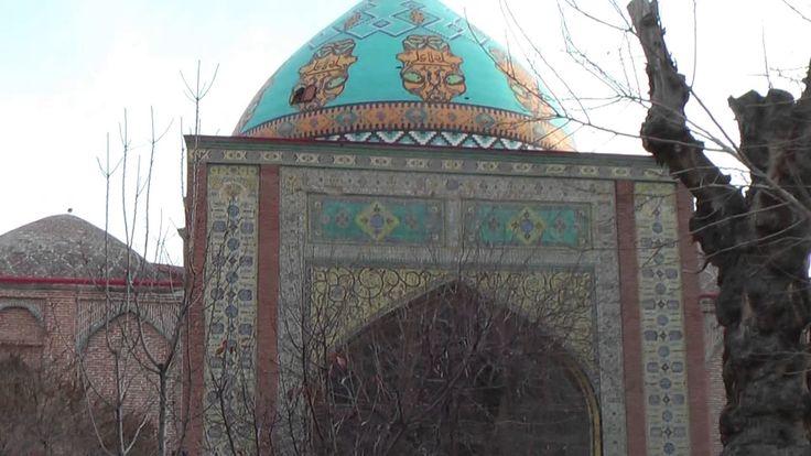 Голубая мечеть. Ереван, Армения