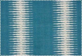 Ikat by Peter Dunham Textiles - mediterranean - upholstery fabric - by peterdunhamtextiles.com