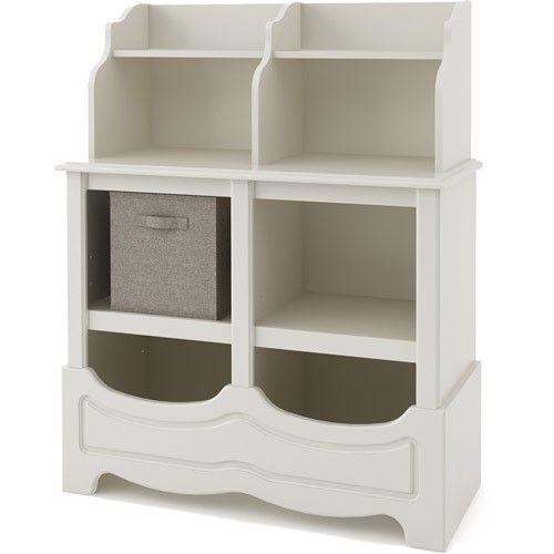 Ballard Kid's Storage Unit, White