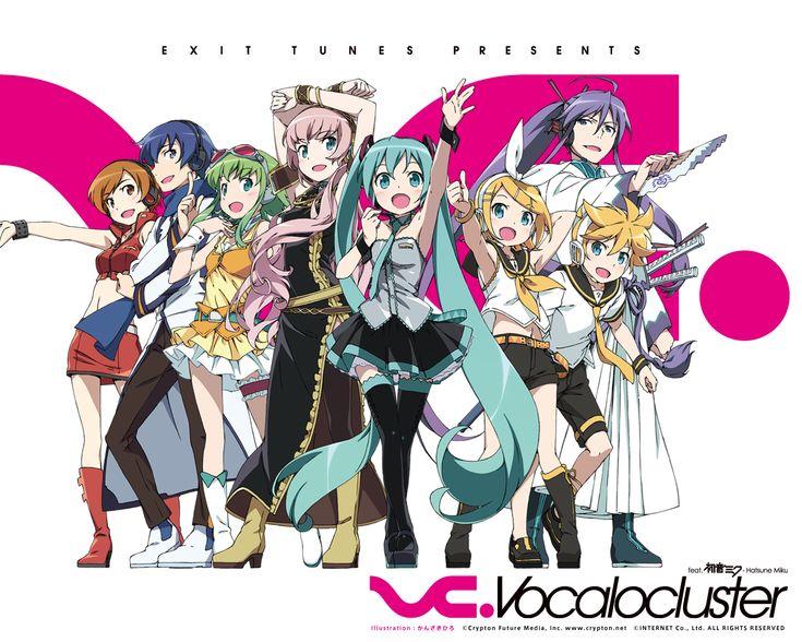 1303 Best Vocaloid Images On Pinterest