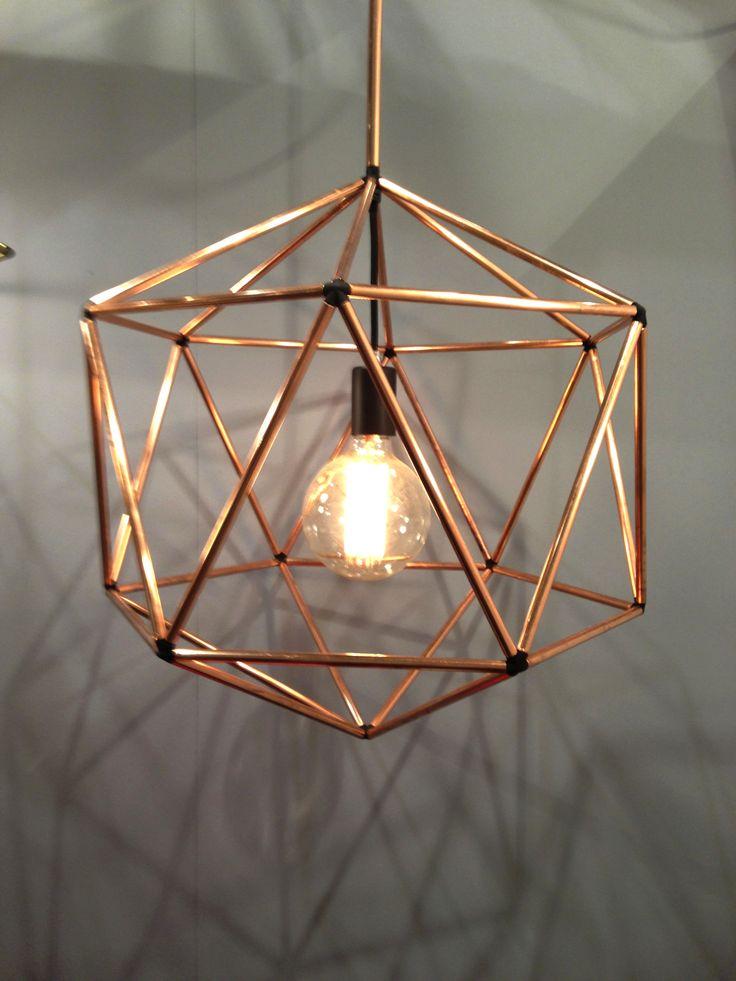 Best 25+ Copper pendant lights ideas on Pinterest Copper lights kitchen, Modern conservatory ...