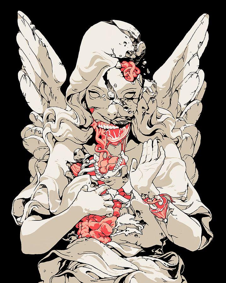 Sachin Teng Illustration | viscera