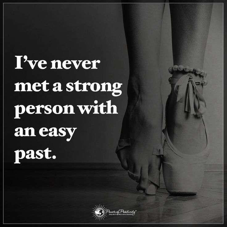 I've never met a strong person with an easy past.  #powerofpositivity #positivewords  #positivethinking #inspirationalquote #motivationalquotes #quotes
