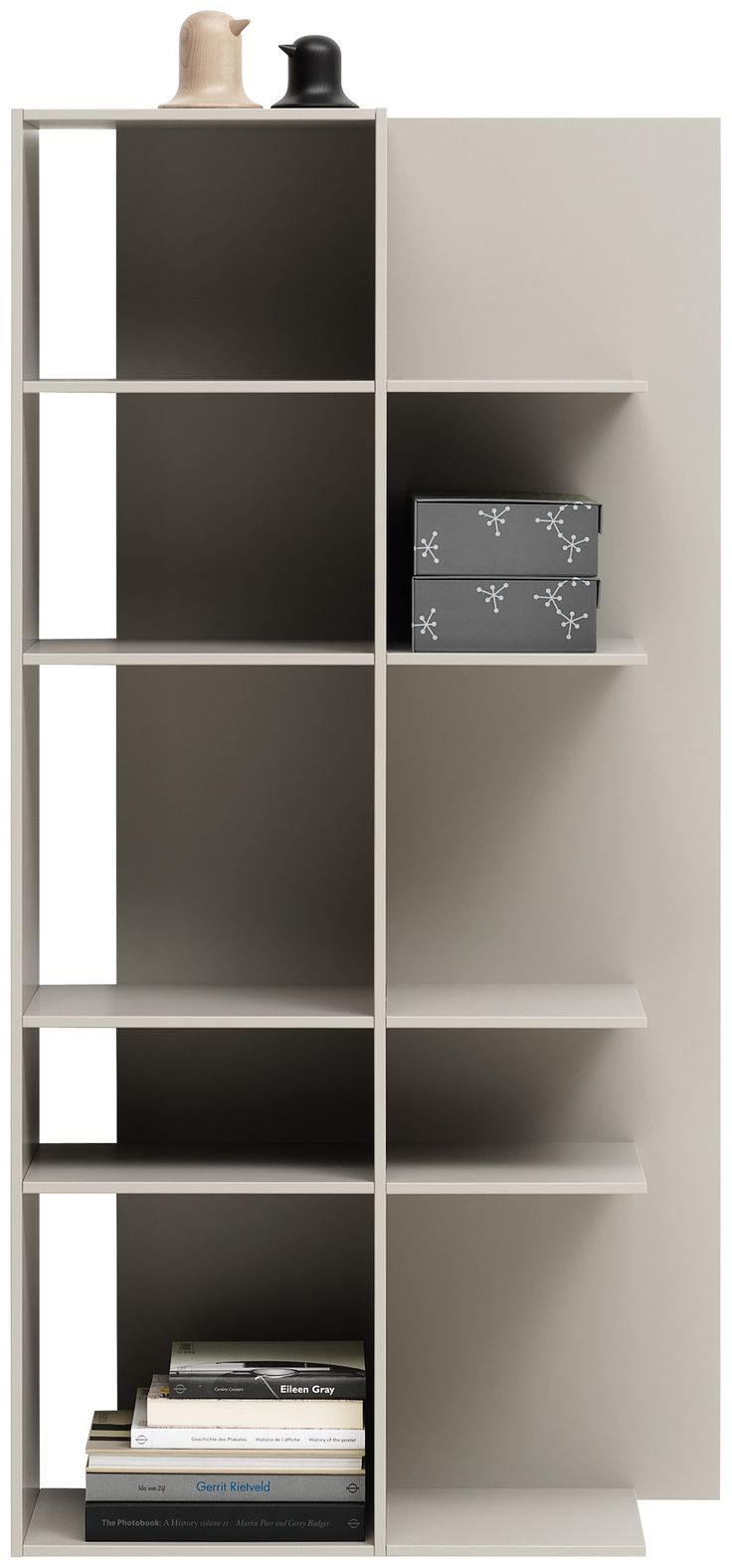 fusion wall mounted wall system, BoConcept, shelving, bookshelves, storage