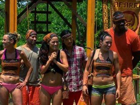 Survivor: Cagayan - Reward Challenge:  Haulin' Oats