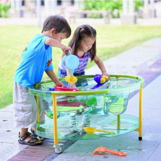 Sand und Wassertisch für den Kindergarten