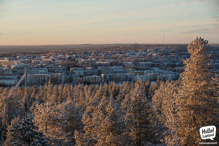 Real winter has finally come to Rovaniemi! November 2013.