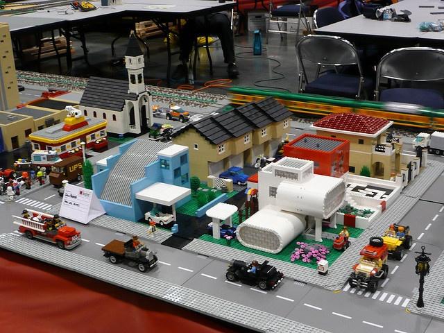 Lego city ideas