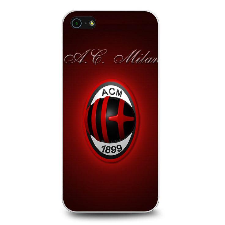 Ac Milan iPhone 5[S] Case