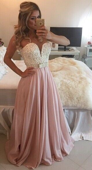 prom dress, party dress, long dress - vestido de formatura, vestido de festa