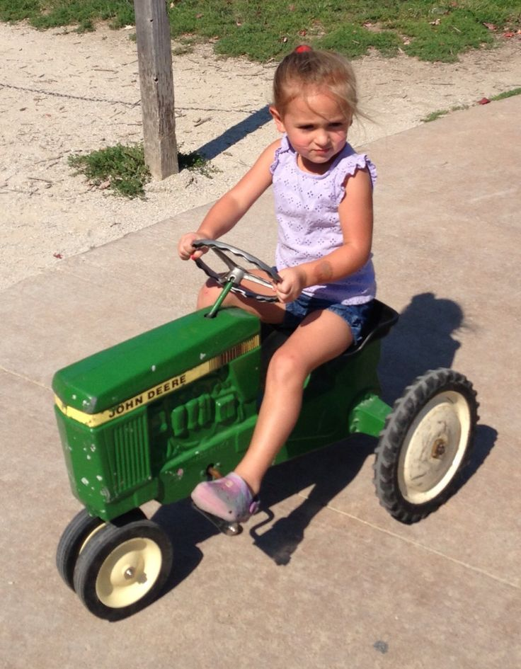 17 Best images about Girls with Tractors on Pinterest