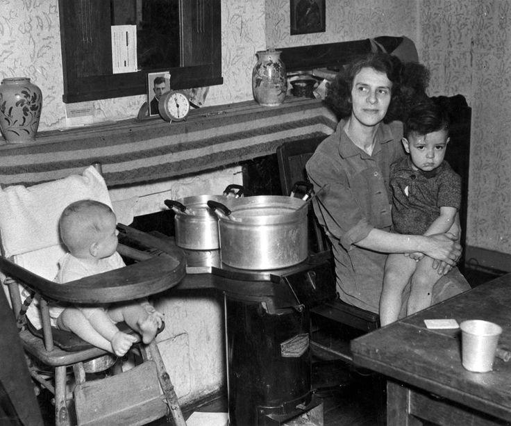 Wiel van der Randen: Rotterdam 1948