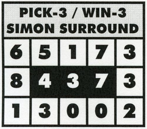 Steve Player Winning Lottery System - Just do what Simon says and