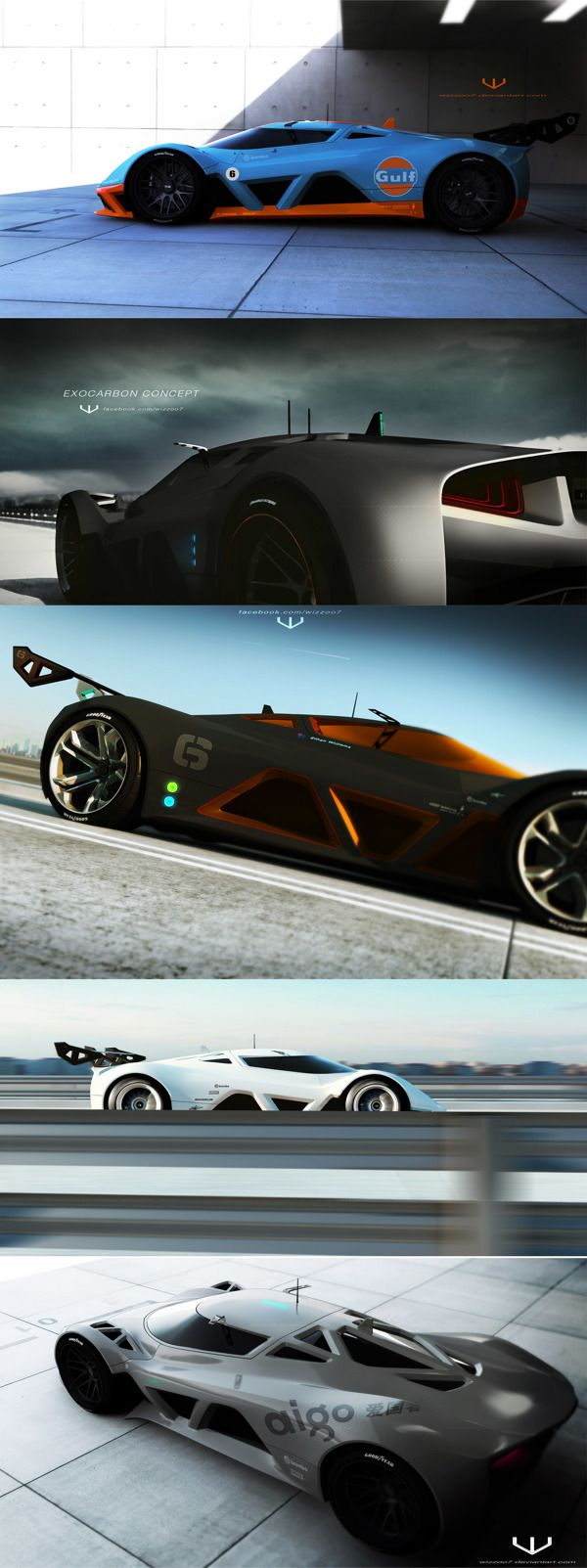 Exocarbon project by wizzoo7   Cars   Pinterest   Cars, Transportation and Vehicle