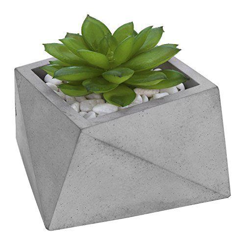 Modern Triangle-Faceted 4-Inch Clay Succulent Planter, Mi... https://www.amazon.com/dp/B074Q21SXP/ref=cm_sw_r_pi_dp_x_D7t3zbB1669YH