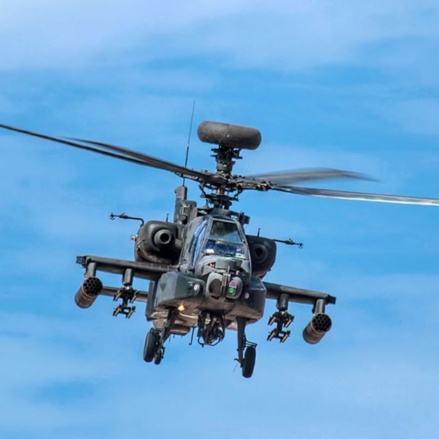 AH-64 Apache NAF EI Centro taken on February 19, 2015 by Mark Von Raesfeld…