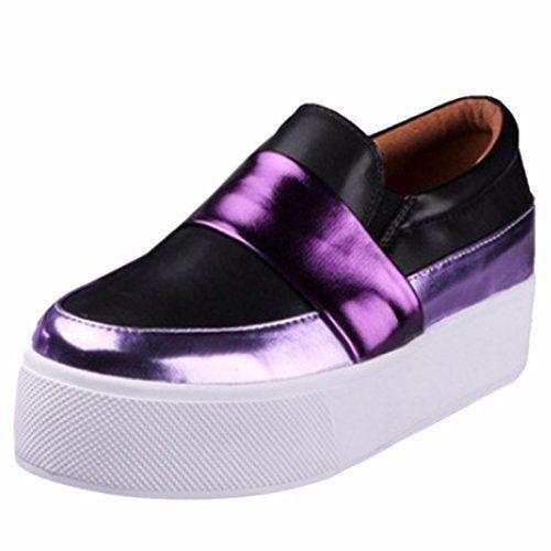 Retro-Mode-Frauen Plattformschuhe Art und Weise Beruehmtheit Beleg auf Schuhen Faulenzer - http://on-line-kaufen.de/jye/8-us-6-uk-39-eu-retro-mode-frauen-plattformschuhe-3