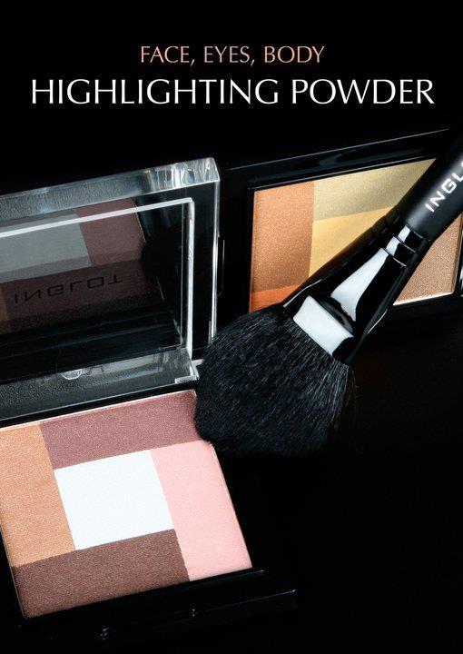 Highlighting powder