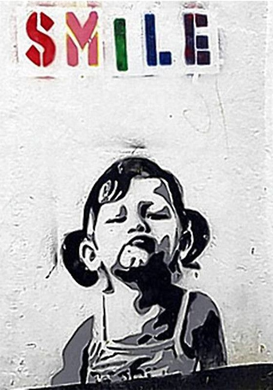 Banksy Poster.