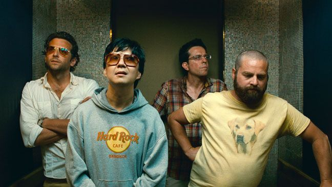Todd Phillips says the third 'Hangover will be the last and will surprise a lot of people. #LimiteMagazine: Film, Hangover Ii, Ken Jeong, Favorite Movies, Funny, Paso Ayer, The Hangover
