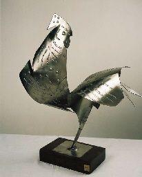 sankho chaudhuri sculpture artist indian