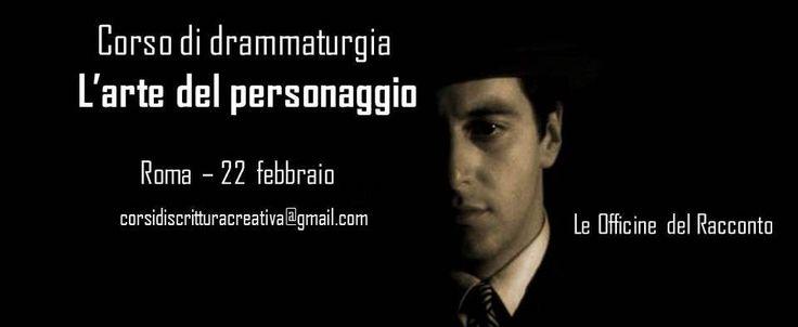 Roma - L'arte del personaggio in drammaturgia