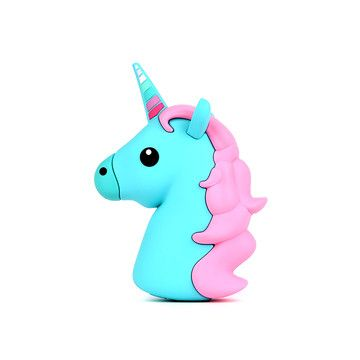 Currently inspired by: Unicorn Emoji Portable Charger on Fab.com