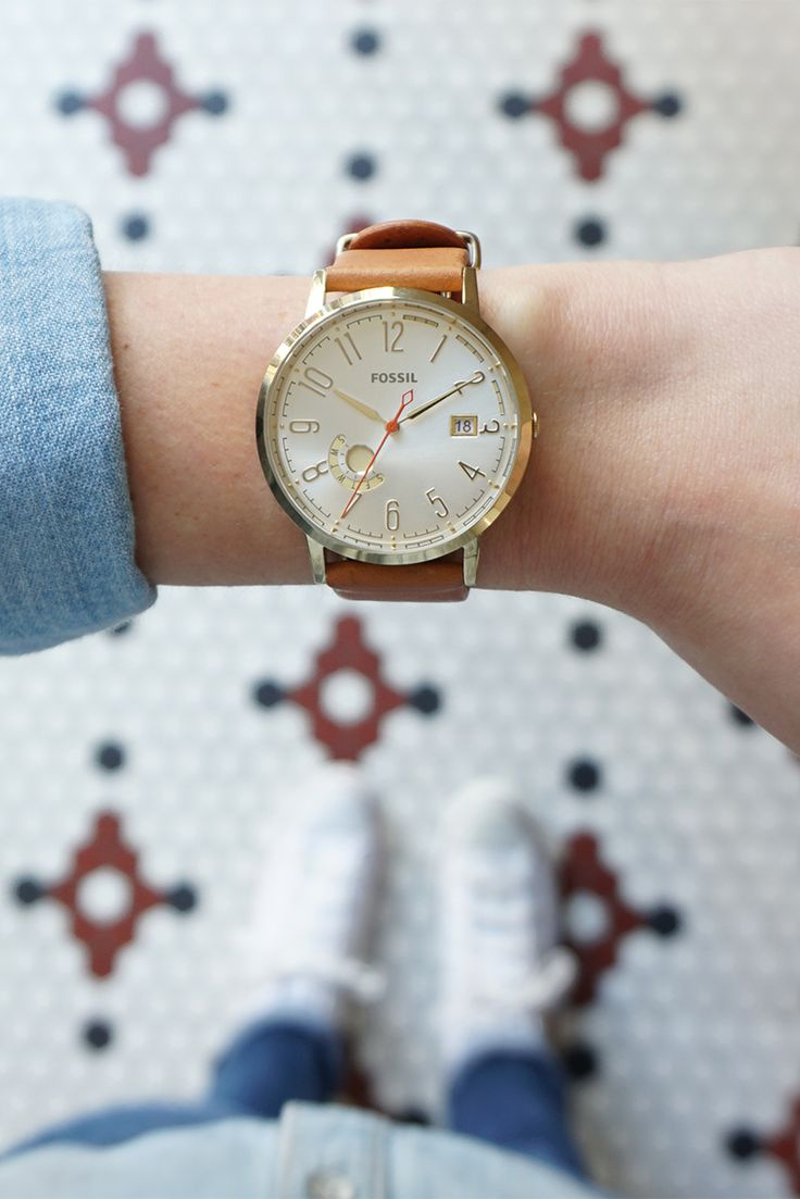 Every wardrobe needs a statement piece. Shop now to find a Vintage Muse Boyfriend watch that matches your style.