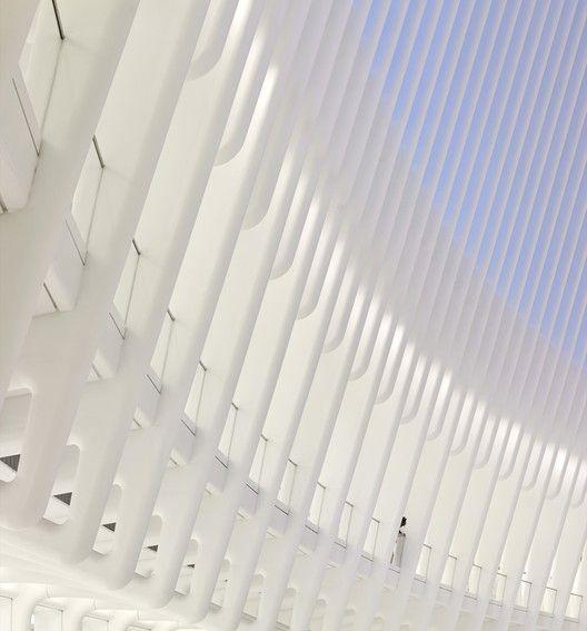 Gallery: Calatrava's WTC Transportation Hub Photographed by Hufton+Crow,© Hufton+Crow