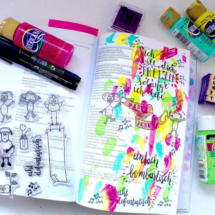 13 bestBible Art Journaling für Kinder images on Pinterest - design des projekts kinder zusammen