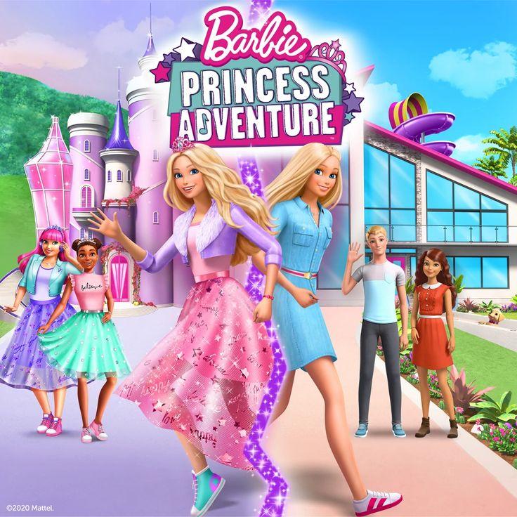 Barbie Princess Adventure Barbie Movies Wiki Fandom Princess Adventure Barbie Cartoon Barbie Princess