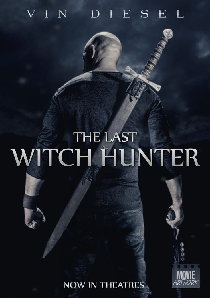 John's Horror Corner: The Last Witch Hunter (2015), the story of an immortal Vin Diesel hacking his way through monsters and spells with bad one-liners and a flaming sword.