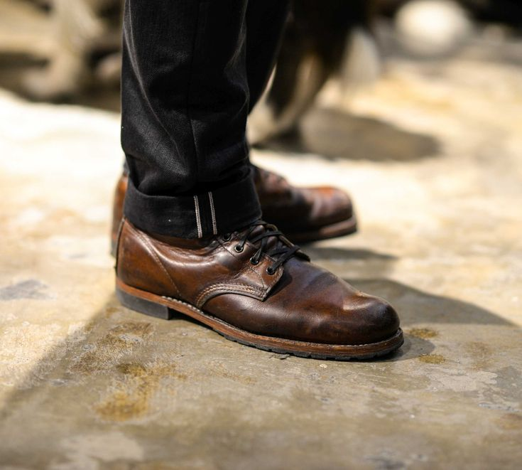 Red Wing Shoes 9016 Beckman Boot Cigar Featherstone