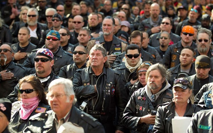 "Approximately two million bikers are planning to arrive in Washington, D.C. by January 20, 2017. The patriotic Americans call themselves ""Bikers For Trump"" and are volunteering to attend the inauguration of"
