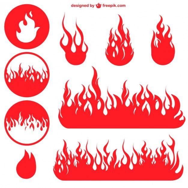 炎の無料ベクターグラフィックス 無料ベクター