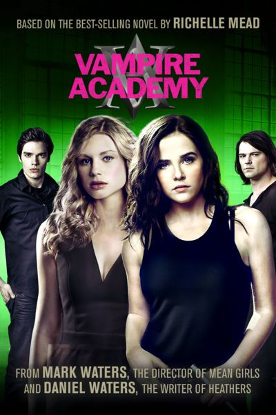 Teenager Rose Hathaway (Zoey Deutch) is a Dhampir -- a human/vampire hybrid. Her best friend is Lissa Dragomir (Lucy Fry), a princess of the Moroi -- mortal, peaceful vampires. Both teens attend St. Vladamir's Academy, a secret haven for those like them. Rose trains with a handsome mentor (Danila Kozlovsky) to guarantee her place as Lissa's guardian -- although she may have to sacrifice everything to protect Lissa from enemies both within St. Vladamir's walls and outside them.