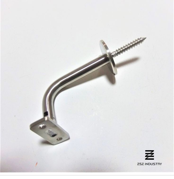 Best Adjustable Stainless Steel Handrail Bracket Aisi 304 Satin 400 x 300