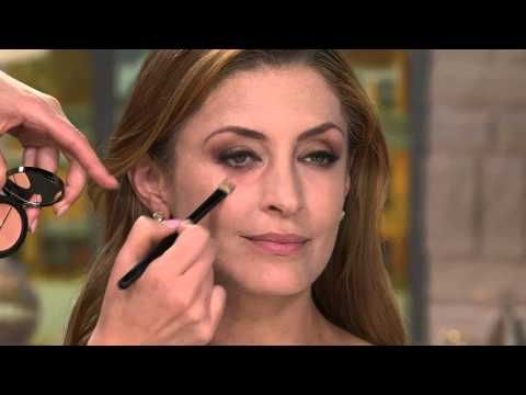 EVE PEARL Dual Salmon Concealer w/ Brush with Jill Bauer