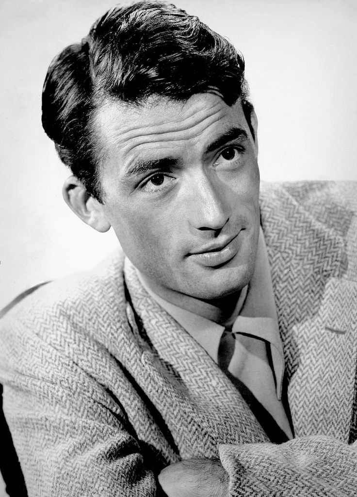 Gregory Peck, 1944