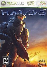 Halo 3 - Bungie Microsoft Game Studios Xbox 360 Game Used Good Condition