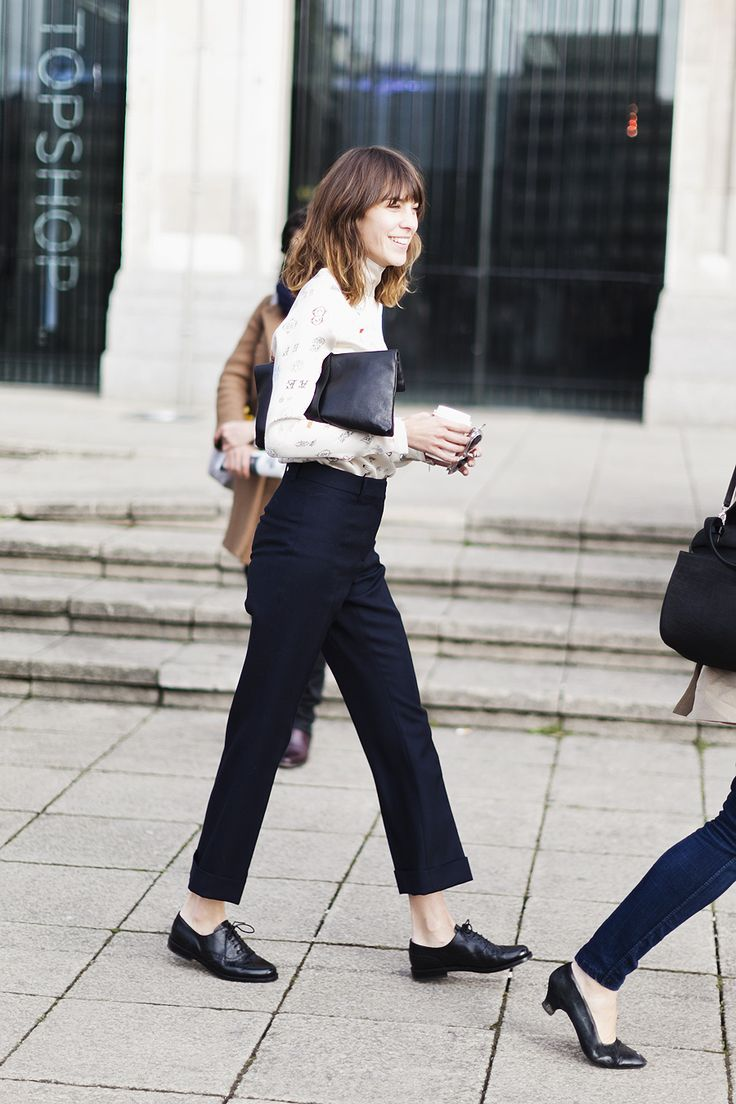 cute slacks and outfit