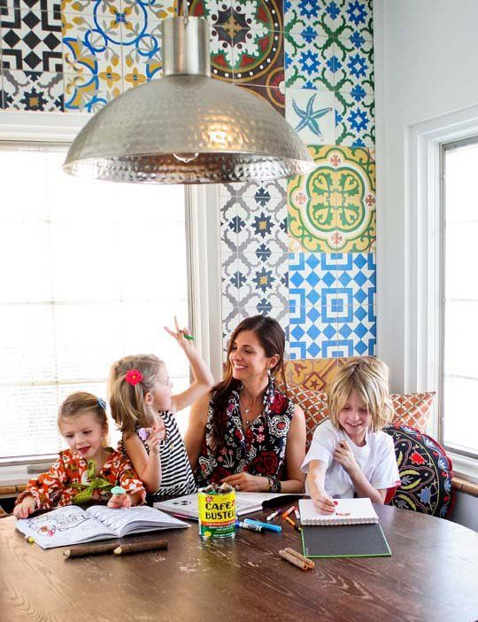 Decorating with Kids in Mind