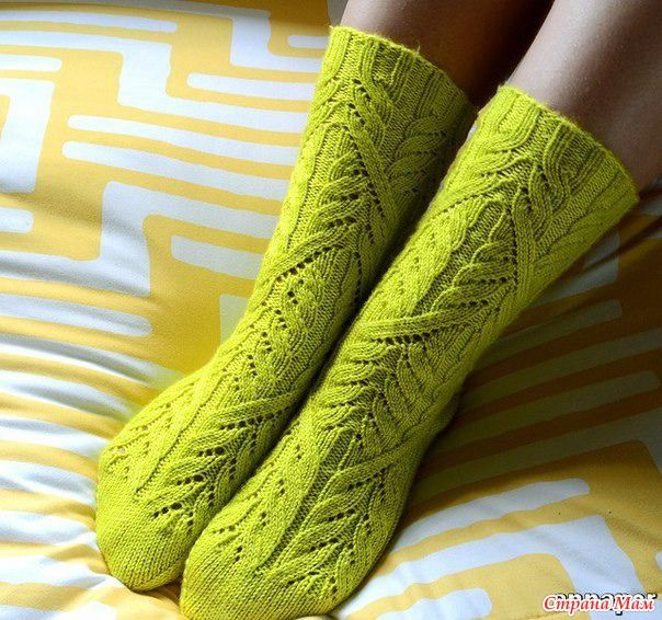 Опрос в Стране Мам: Предлагаю связать вместе носочки Cadence Socks  носочки Cadence Socks В опросе приняли участие 254 пользователя.