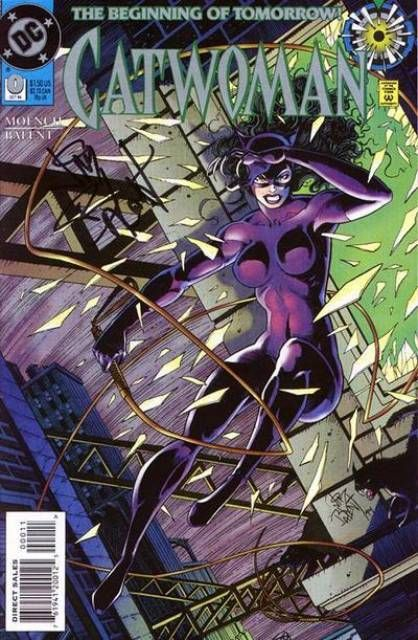 Image result for catwoman number 0 jim balent