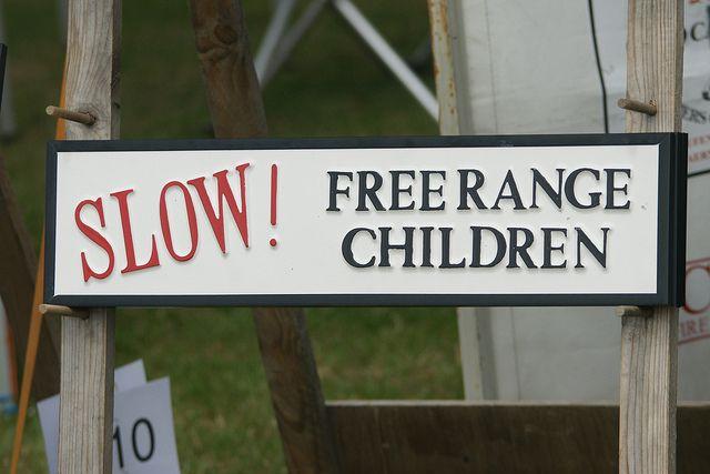 Farm signs by Edinburgh Reporter, via Flickr