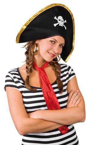 Pirat hat til børn